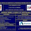 15/02/2018 CELEBRADA LA JORNADA SOBRE LA NUEVA LEY HIPOTECARIA EN EL COAPI DE HUELVA