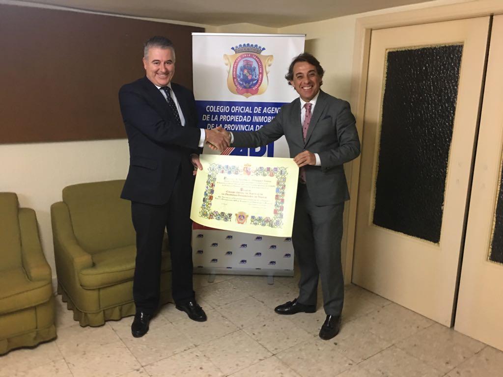 NUEVO COLEGIADO COAPI HUELVA D ALFONSO MARQUEZ BARBA