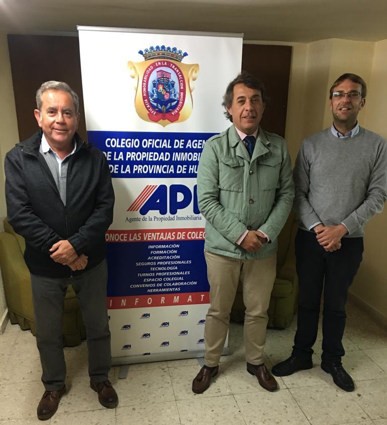 junta directiva de Asapi-Huelva