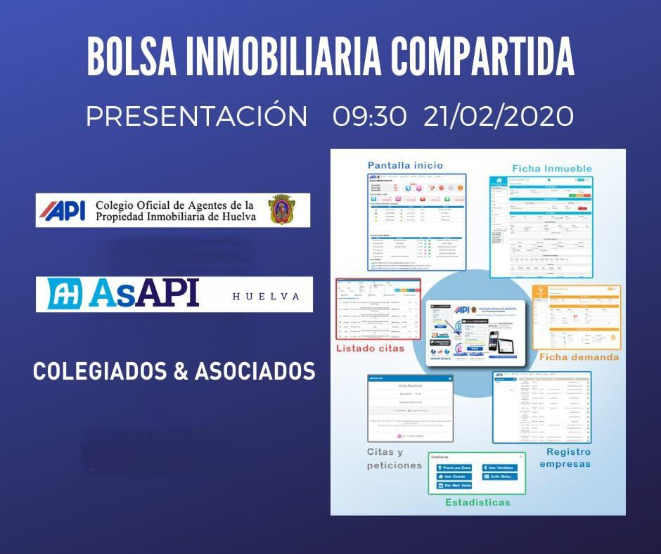 BOLSA INMOBILIARIA COMPARTIDA PRESENTACION 21-02-2020